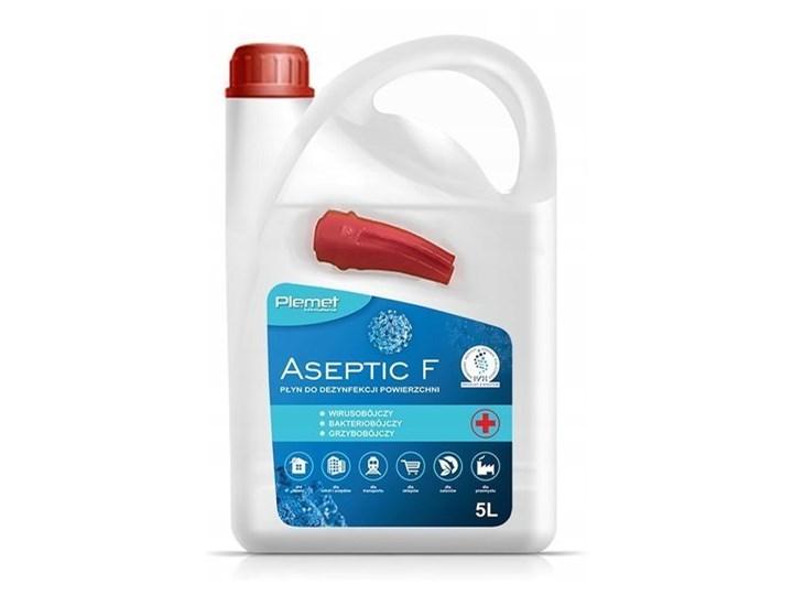 ASEPTIC F płyn do dezynfekcji sprzętów i powierzchni 5000 ml