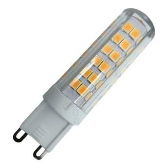 Żarówka LED G9 6W ciepła 3000K