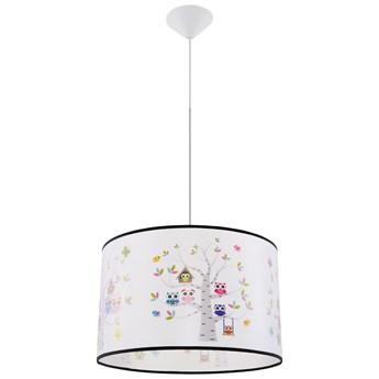 Sollux Lampa Wisząca Dziecięca SOWY 40 cm