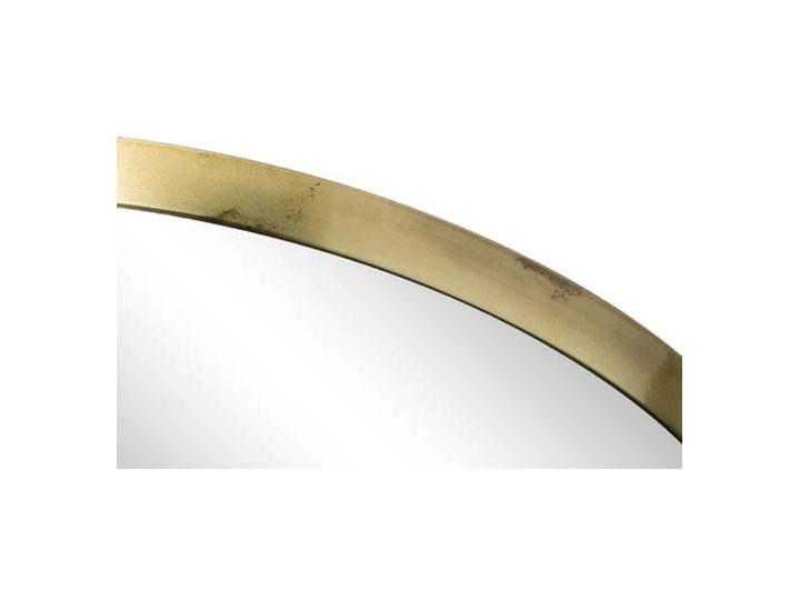 Lustro ścienne Metal 51 cm Kategoria Lustra