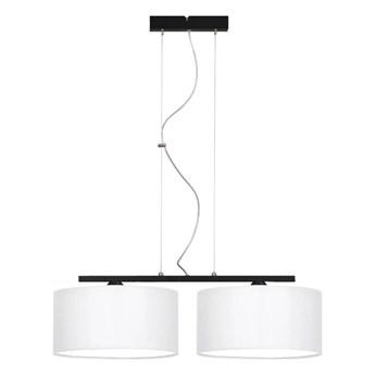 Żyrandol na lince ASTRA 2xE27/60W/230V biały