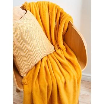 Sinsay - Koc - Żółty