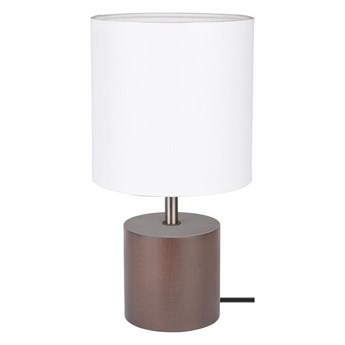 Spot-Light 7181976 - Lampa stołowa TRONGO ROUND 1xE27/25W/230V