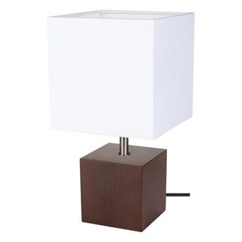 Spot-Light 7199176 - Lampa stołowa TRONGO SQUARE 1xE27/25W/230V
