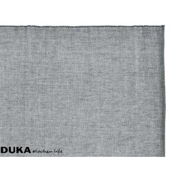 Podkładki na stół pod talerze DUKA STOCKHOLM 2 sztuki szare bawełniane