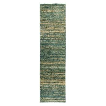 Zielony chodnik Flair Rugs Enola, 60x230 cm