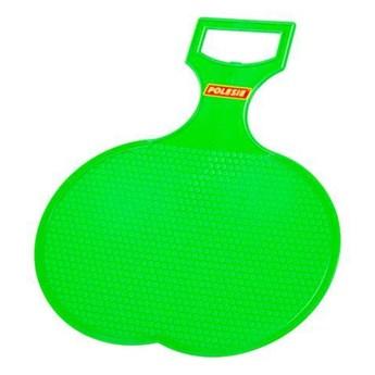 Jabłuszko ślizg do zabawy na śniegu dla dzieci - zielony Multistore