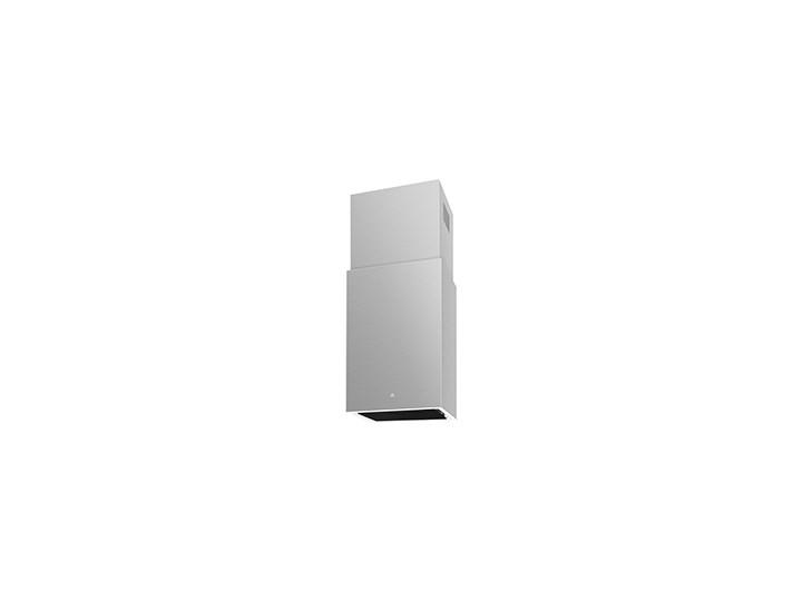 Cube W Inox Pochłaniacz z filtrem węglowym