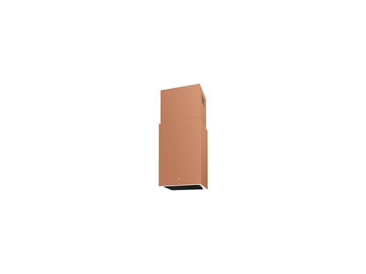 Cube W Różowe złoto Pochłaniacz z filtrem węglowym Kategoria Okapy Kolor Miedziany