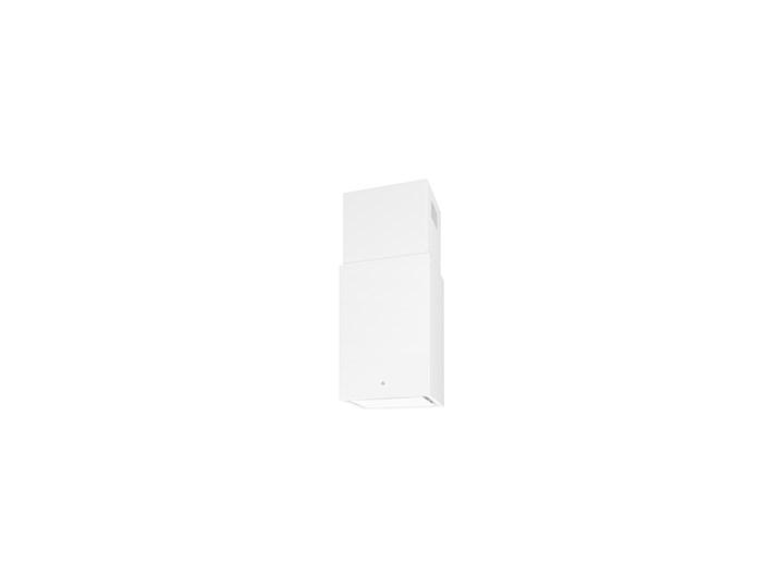 Cube W Biały Wyciąg Kategoria Okapy