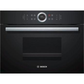 Urządzenie do gotowania na parze BOSCH CDG634AB0 Parowar Czarny