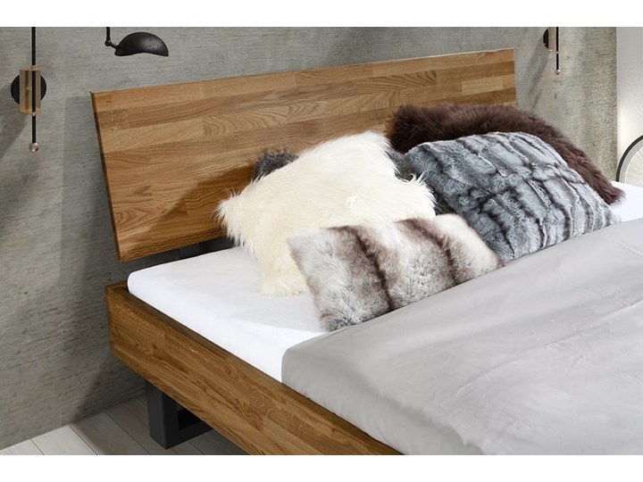 Łóżko dębowe FADO Classic  (160x200) Soolido Meble Łóżko drewniane Kategoria Łóżka do sypialni