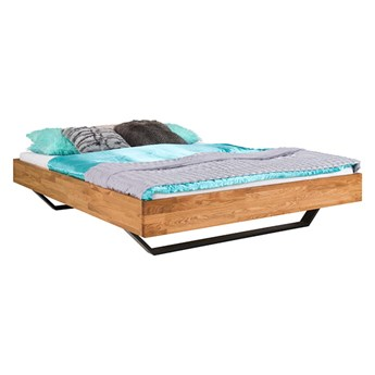 Łóżko dębowe VIGO (180x200) Soolido Meble
