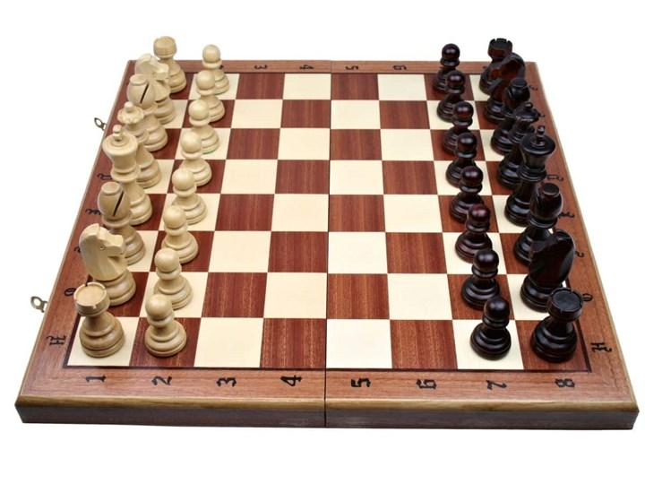 Szachy Turniejowe 7 - Intarsja