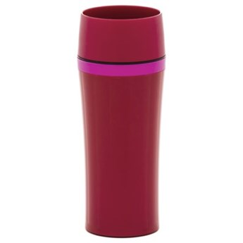 Kubek termiczny TEFAL Travel Mug Czerwono-różowy