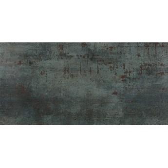 Metal Seagreen 60x120 płytka imitująca metal