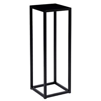 Kwietnik Piatto 60cm czarny