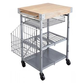 Wózek kuchenny - składany / Kitchen Craft kod: INDKCART