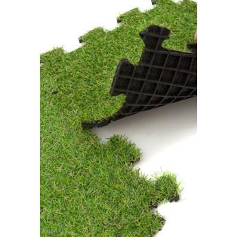 E-floor Płytka Comfort Tile Grass Zielony