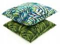 E-floor Poduszka Spring Palma Liście Kwadratowe Poduszka dekoracyjna Pomieszczenie Salon