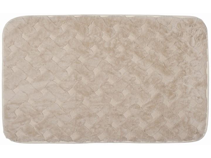 E-floor Dywanik Łazienkowy Marbella Beżowy Prostokątny Kategoria Dywaniki łazienkowe