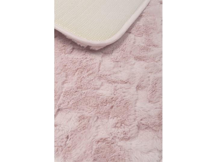 E-floor Dywanik Łazienkowy Marbella Różowy Prostokątny Kategoria Dywaniki łazienkowe
