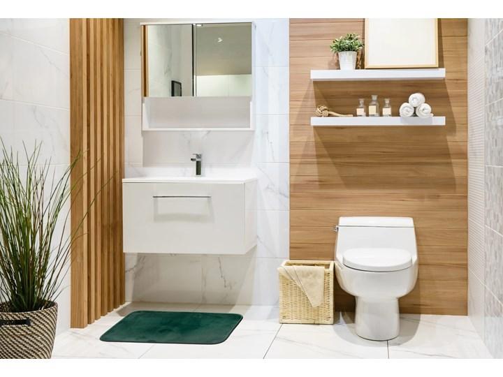 E-floor Dywanik Łazienkowy Polar Zielony Prostokątny Kategoria Dywaniki łazienkowe
