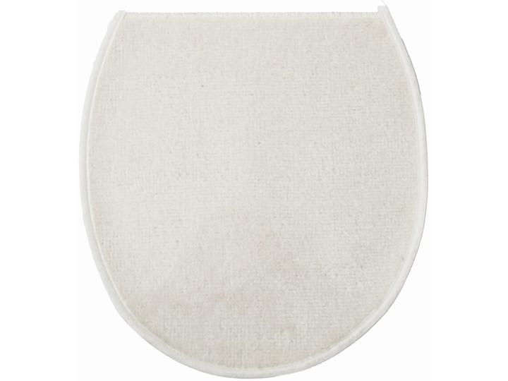E-floor Komplet łazienkowy Harmony Ivory Fioletowe Kwadraty Prostokątny 47x51 cm 40x50 cm Dywanik 50x70 cm Kategoria Dywaniki łazienkowe Kolor Fioletowy