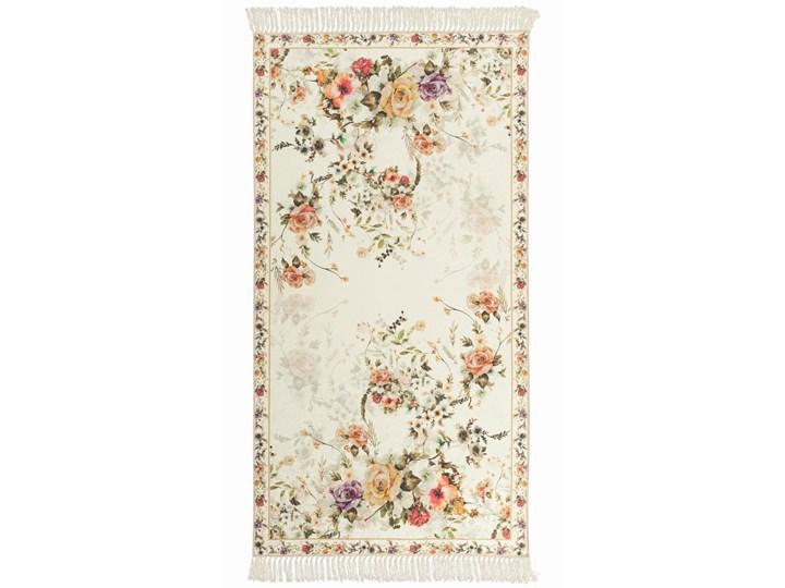 E-floor Dywan Sunshine Kwiaty Biały Dywany Prostokątny Pomieszczenie Przedpokój Kategoria Dywany