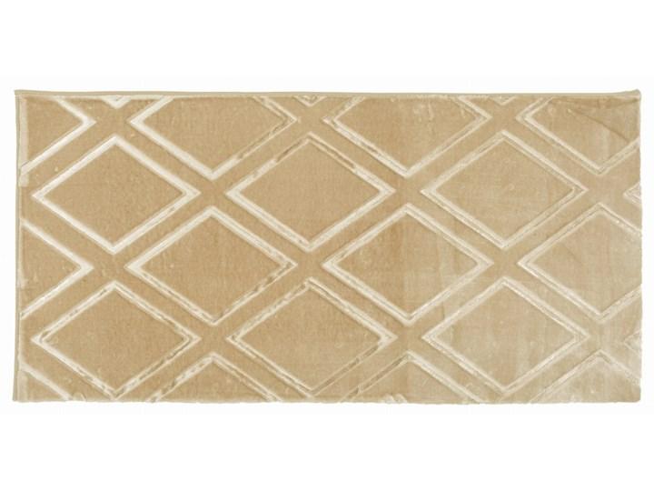 E-floor Dywan Palace Złoty Prostokątny Bawełna Welur Poliester Dywany Wzór Geometryczny
