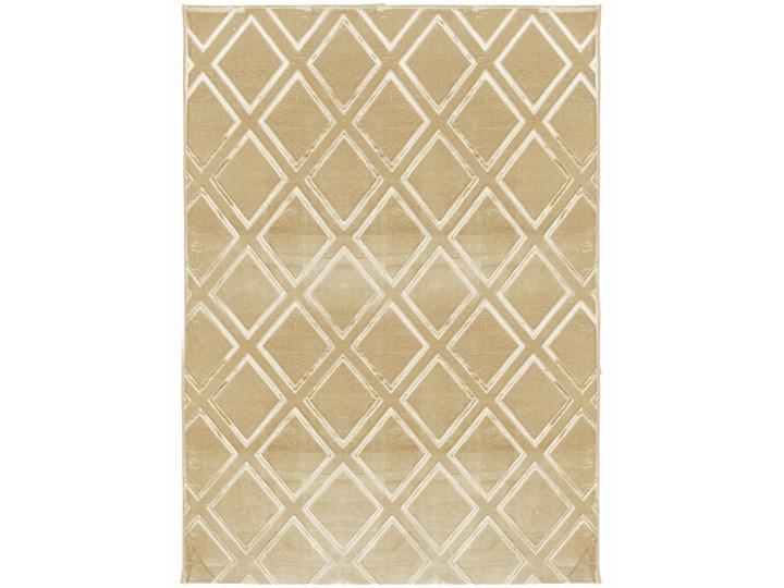 E-floor Dywan Palace Złoty Pomieszczenie Salon Poliester Welur Bawełna Dywany Prostokątny Kategoria Dywany