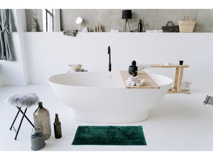 E-floor Dywanik Łazienkowy Shiny Chenille Zielony Kategoria Dywaniki łazienkowe