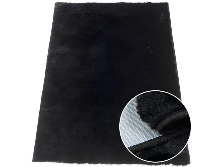 E-floor Dywanik Rossa Czarny Prostokątny Kategoria Dywaniki łazienkowe