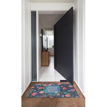 E-floor Wycieraczka Tekstylna Print Sweet Home