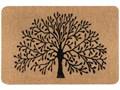 E-floor Wycieraczka Flock Drzewo Brąz Kategoria Wycieraczki Kolor Beżowy