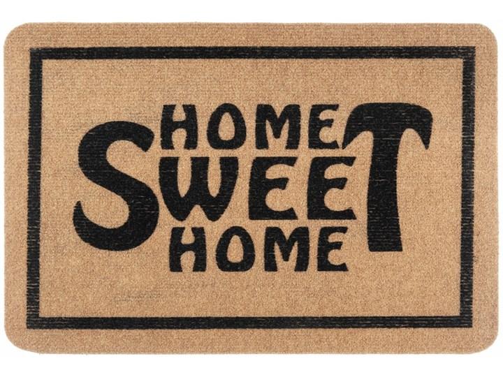 E-floor Wycieraczka Flock Home Sweet Home Brąz Kategoria Wycieraczki