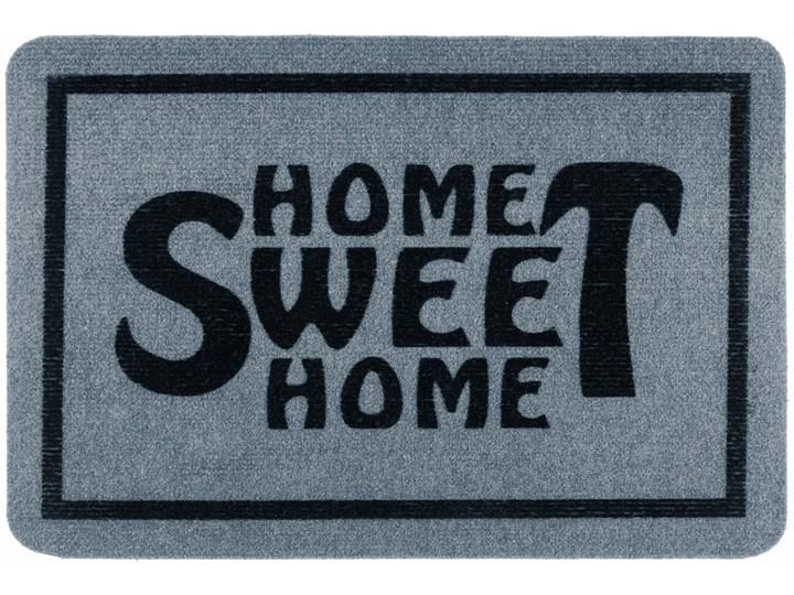 E-floor Wycieraczka Flock Home Sweet Home Szary Kategoria Wycieraczki