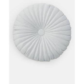 Sinsay - Okrągła poduszka - Jasny szary