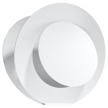 SOLLUX Oryginalna Lampa Efektowny Design Nowoczesny Okrągły Kinkiet NAZARIA KOŁO Biały