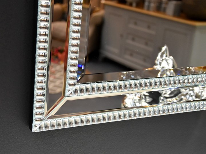 Lustro rama lustrzana Diamond Glamur Styl Nowoczesny Kategoria Lustra