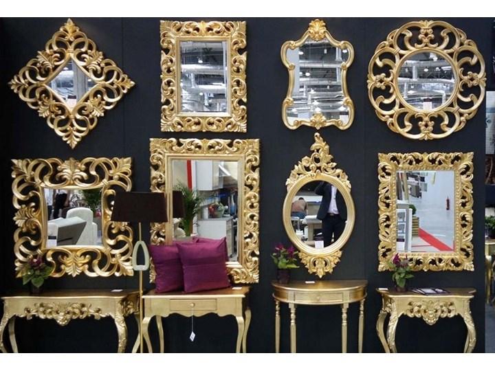 Lustro złote Barocco 49  Glamur (70 x 90 ) Lustro z ramą Ścienne Prostokątne Kategoria Lustra