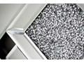 Lustro z  kryształkami Angelitta II Cristall Patt Prostokątne Lustro bez ramy Ścienne Pomieszczenie Sypialnia