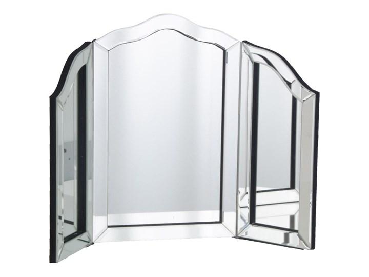 Lustro 3 - częściowe glamur 54x78cm