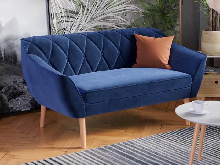 SOFA 2 OSOBOWA WELUROWA SKAND Pomieszczenie Salon Kategoria Sofy i kanapy