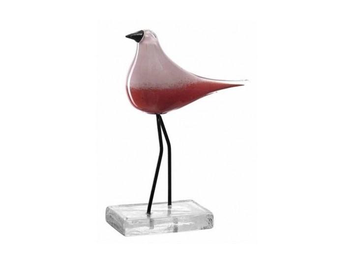 Figurka ptak 26cm Casolare pomarańczowa- Leonardo kod: L-038493 Ptaki Kategoria Figury i rzeźby