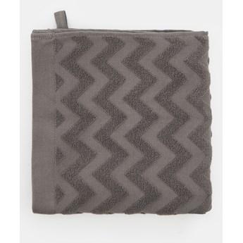 Sinsay - Bawełniany ręcznik 50x100 - Szary