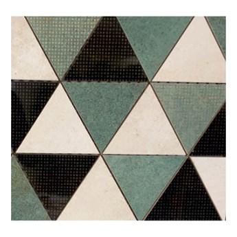 Mozaika Margot Arte 32,8 x 25,8 cm zielona