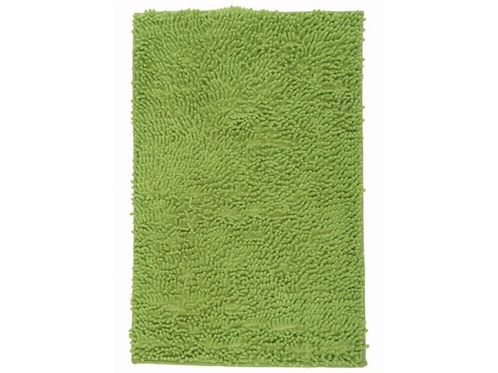 E-floor Dywanik Łazienkowy Chenille Zielony Prostokątny Kategoria Dywaniki łazienkowe