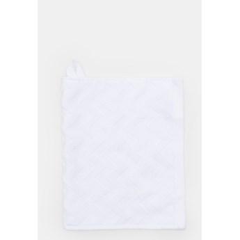 Sinsay - Ręcznik bawełniany - Biały