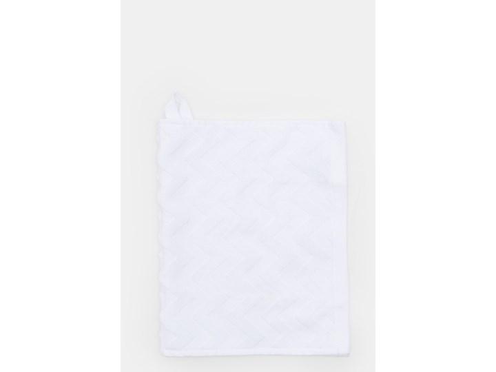 Sinsay - Bawełniany ręcznik 30x50 - Biały Bawełna 30x50 cm Kategoria Ręczniki